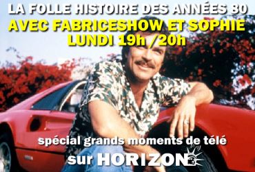 La folle histoire des années 80 spéciale grands moments de télé.