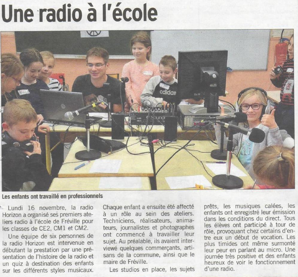 UneRadioaLecoleCourrierCauchois27-11-15