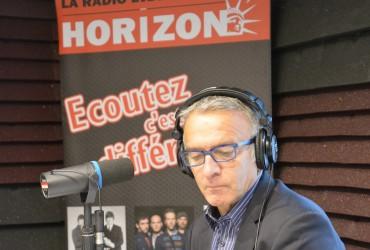 Pascal Martin sur Horizon