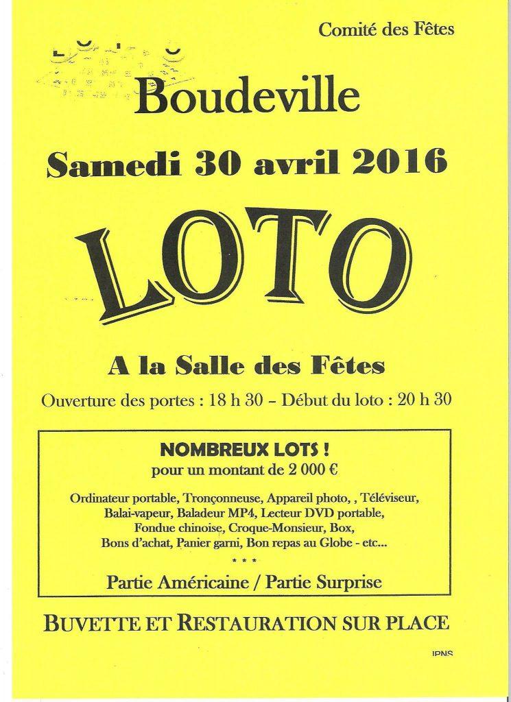 LotoBoudeville