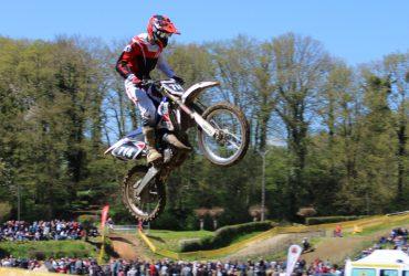 Motocross: Tixier grand patron.