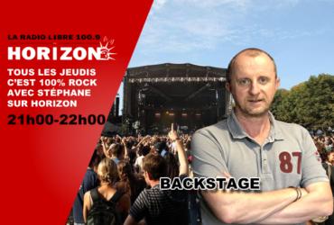 Backstage n°127