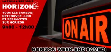 Horizon week-end Samedi