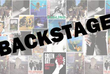 Backstage années 80