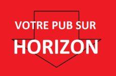 Votre pub sur Horizon