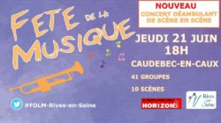 Fête de la musique Rives en Seine
