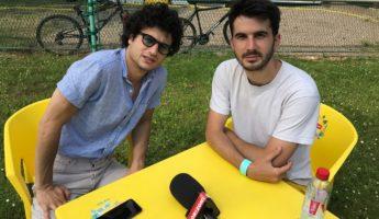 BB Brunes en interview