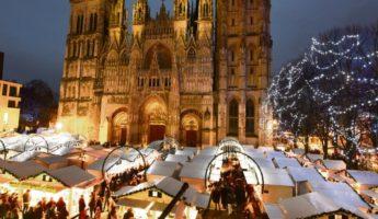 Le marché de Noël de Rouen