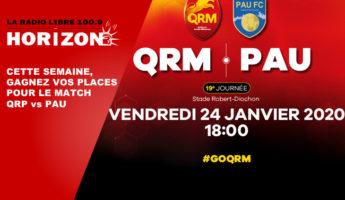 FOOT : QRM vs PAU