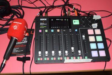 Atelier radio aux Ormeaux