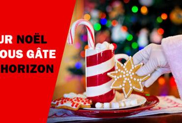 On vous gâte pour Noël