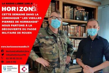 Le patrimoine militaire de Rouen