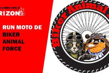Un run moto pour aider les animaux