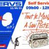 Self Service RVS