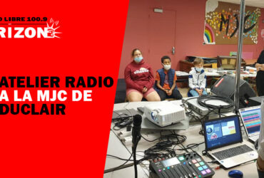 Atelier radio à la MJC de Duclair