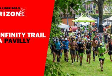 L'Infinity Trail à Pavilly 13 août
