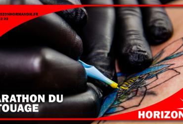Marathon du tatouage à Oissel